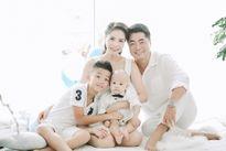 Tổ ấm hạnh phúc của Kiwi Ngô Mai Trang và ông xã doanh nhân