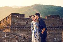 Thiệp cưới đẹp sang trọng của thành viên F4 Chu Hiếu Thiên
