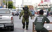 Thái Lan bắt 15 nghi phạm liên quan đến các vụ đánh bom liên hoàn