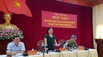 Yên Bái: Họp báo công bố vụ Bí thư Tỉnh ủy, Chủ tịch HĐND bị bắn tử vong