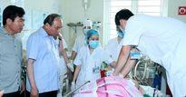 Hai lãnh đạo tỉnh Yên Bái bị bắn ở 2 phòng cách nhau 150m