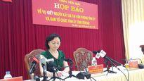 Họp báo vụ nổ súng bắn Bí thư, Chủ tịch HĐND tỉnh Yên Bái: Hung thủ đã tự sát