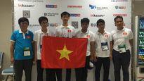 Đoàn Việt Nam đoạt 2 Huy chương Vàng Olympic Tin học quốc tế