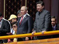Putin - thượng khách của ông Tập ở G20