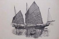 Việt Nam thời thuộc địa trong ảnh phượt thủ Pháp (1)