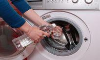 Cách làm sạch máy giặt bằng giấm ăn cực đơn giản