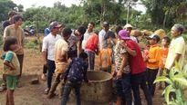 Gia Lai: Giếng nước sôi có thể do rò rỉ điện