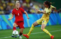 Đội tuyển nữ Đức lần đầu vô địch Olympic