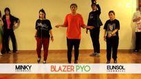 Những vũ công tạo nên các bước nhảy đình đám Kpop 2016