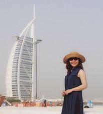Độ giàu có của Dubai qua lăng kính người đẹp Việt