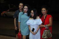 Nhạc sĩ Quốc Trung cùng hai con đến chung kết X Factor ủng hộ Thanh Lam