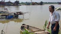 Vĩnh Phúc: Hiểm họa tiềm ẩn từ việc khai thác cát của Công ty Thái An