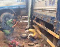 Xe tải tông liên hoàn, 6 người thương vong