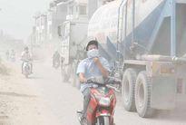 Nước, không khí ô nhiễm đe dọa người dân Thủ đô