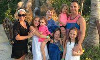 Tâm thư của cô vợ đi nghỉ mát, phó thác 6 con cho chồng