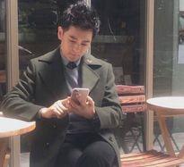 Sao Đài Loan khoe ảnh đang dùng iPhone 7 Plus