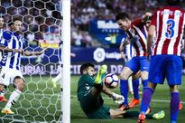 Dư âm Atletico 1-1 Alaves: Gameiro chưa thay thế được Griezmann