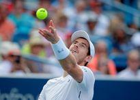 Andy Murray thua sốc ở chung kết Cincinnati