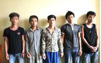 Thanh Hóa: Bắt nhóm đối tượng chuyên trộm cắp xe máy