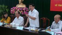 Chủ tịch UBND TP.HCM: Đạt nông thôn mới, cuộc sống người dân có tốt lên không?