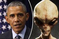 Ông Obama sẽ công bố bí mật động trời về người ngoài hành tinh trước khi rời nhiệm sở?