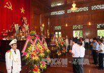 Nghệ An tổ chức trang trọng Lễ giỗ Chủ tịch Hồ Chí Minh