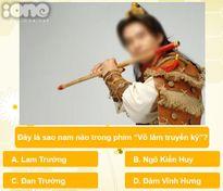 Bạn có nhận ra sao Việt khi diện đồ cổ trang