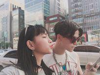 Châu Bùi khoe style chất lừ khi đi Hàn Quốc xem Big Bang