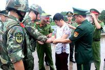 Quảng Ninh: Bàn giao đối tượng truy nã cho công an Trung Quốc