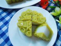 Cách làm bánh Trung thu thạch bơ đơn giản mà ngôn