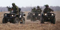'Món đồ chơi' thú vị của Lính dù Nga