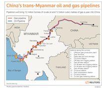 Báo Mỹ nói về 'động cơ và món quà' của Trung Quốc dành cho Myanmar