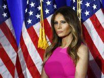 Vợ Trump kiện 10 tờ báo tố bà làm 'gái gọi'