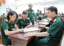 Còn hơn 1.000 chỉ tiêu nguyện vọng 2 vào các trường Quân đội 2016