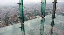 Điều chưa biết về kính 'đi trên trời' độc đáo nhất Hà Nội tại tòa nhà Lotte
