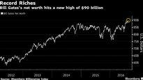 Khối tài sản của Bill Gates chạm ngưỡng kỷ lục: 90 tỷ USD