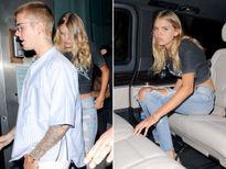 Justin Bieber và Sofia Richie bị bắt gặp hẹn hò người mới