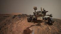 Khung cảnh trên sao Hỏa nhìn giống như sa mạc ở Mỹ