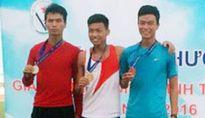Hà Nội nhất toàn đoàn ở Giải điền kinh trẻ toàn quốc năm 2016