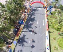 Chặng 1 giải xe đạp Quốc tế VTV - Cúp Tôn Hoa Sen: Duy Nhân giành áo vàng!