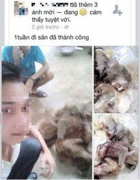 Trách nhiệm pháp lý với những kẻ khoe sự tàn nhẫn cùng động vật?