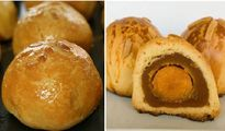 Cách làm bánh Trung thu kiểu Thượng Hải
