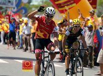 Khởi tranh giải đua xe đạp quốc tế VTV