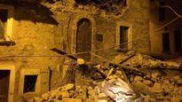 Động đất Italia: 14 người chết, một nửa thị trấn biến mất trong nháy mắt