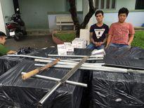 Vụ CSGT truy đuổi xe chở thuốc lá lậu: Tài xế dương tính với ma túy