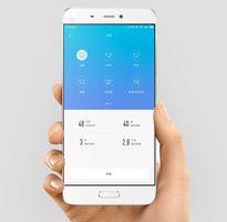 Xiaomi trình làng máy giặt cửa trước thông minh, điều khiển bằng ứng dụng