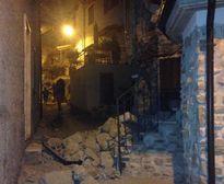 Động đất rung chuyển Italy, nhiều tòa nhà sập