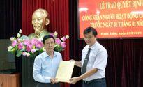 Trao quyết định công nhận 'lão thành cách mạng' cho thân nhân đồng chí Hồ Văn Đào