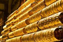 Giá vàng trong nước giảm mạnh theo thế giới