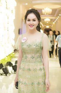 30 thí sinh Hoa hậu Việt Nam đọ sắc cùng Thu Thảo
